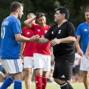 Del Piero contro Rivaldo, è sempre Italia-Brasile