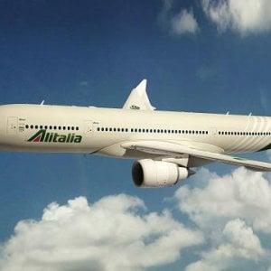 Alitalia, perdita da 100 milioni al mese a inizio 2017