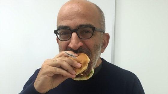 L'hamburger che nasce in laboratorio e sembra vero