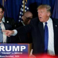 Presentata la prima proposta di impeachment per Trump