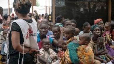 Repubblica Centrafricana,  bambina di un anno uccisa in ospedale  tra le braccia della madre