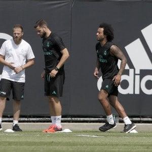 Usa, allarme bomba nel campo di allenamento di Real Madrid e Manchester United