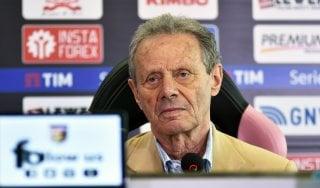 """Palermo, Zamparini: """"Non cederò i big, e presto mi incontrerò con Cascio"""""""