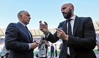 """Roma, Totti ha deciso: farà il dirigente. Pallotta: """"Nainggolan e Manolas non si muovono"""""""