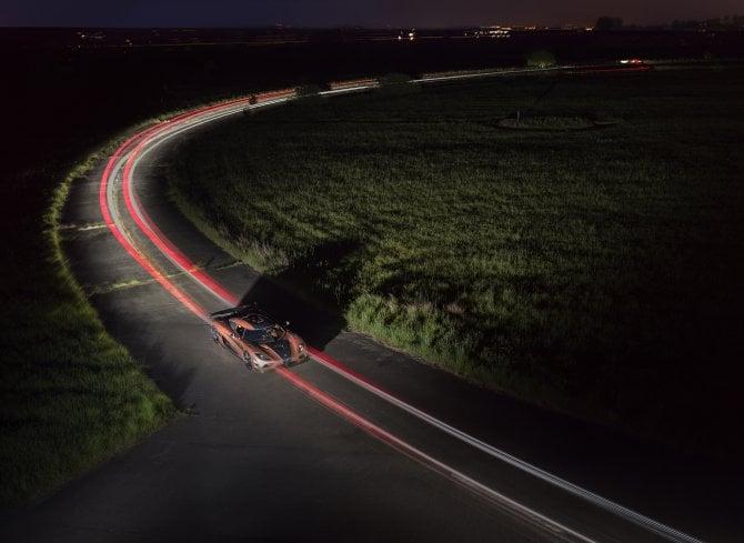 Hasselblad e Koenigsegg, uno studio sulla perfezione dell'immagine