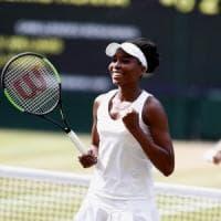 Wimbledon, Venus Williams in finale contro Muguruza