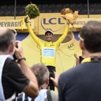 Tour de France, Aru in maglia gialla: il film della prima sui Pirenei