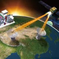 Teletrasporto da record in Cina: prima trasmissione quantistica fra la Terra e lo spazio