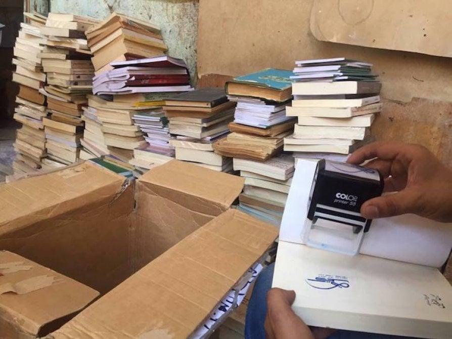 Mosul, la biblioteca distrutta dove i ragazzi tentano di far risorgere l'Iraq