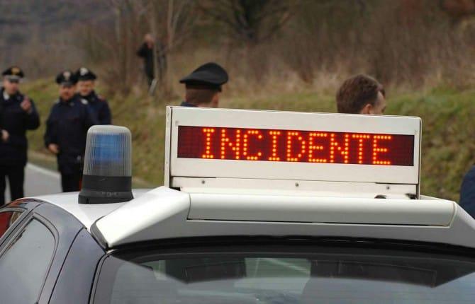 Incidenti stradali: vittime il 63% delle aziende italiane