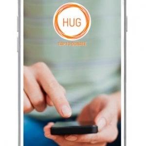 Più facile donare con la nuova App di Hug