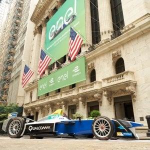 L'auto elettrica correrà a New York
