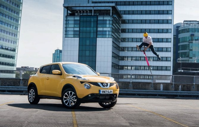Nissan, dopo il drone sull'X-Trail X-Scape tocca alla JukeCam