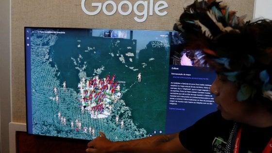 """Google Earth diventerà un """"social"""", con foto e storie degli utenti"""