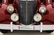 Cadillac V16 Convertible Coupé, lo show dei 16 cilindri