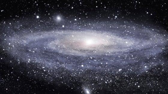 Spazio, scoperto il segreto che rende velocissima la Via Lattea