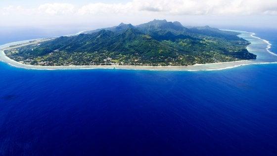 Nelle isole Cook la più grande riserva marina al mondo