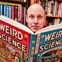 """Jim Ottaviani, dalle Marche agli Usa: """"Così racconto gli scienziati a fumetti"""""""