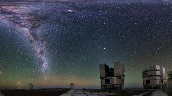 Vita quotidiana da cacciatori di stelle. Nel deserto di Atacama