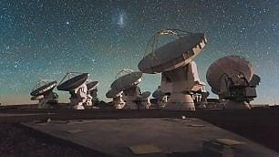 Vita quotidiana da cacciatori di stelle. Nel deserto cileno