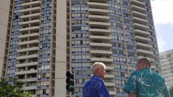 Honolulu, a fuoco un grattacielo. Almeno tre le vittime