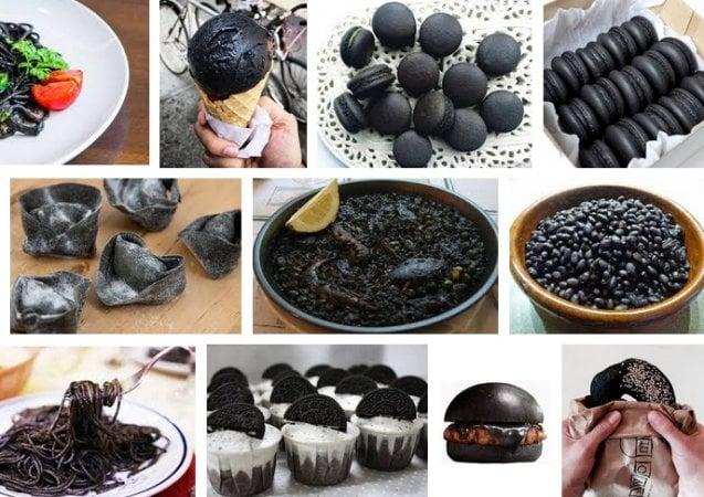 Black food, mangiare in nero è la nuova mania