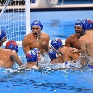 Nuoto, Mondiali: allarme morbillo per il Settebello, tre cambi in squadra