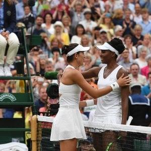Tennis, Wimbledon: svanisce il sogno di Venus, trionfa Muguruza