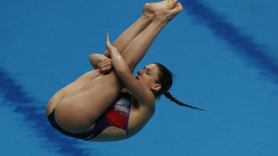 Mondiali, tuffi: Bertocchi come Cagnotto, bronzo nel trampolino da 1 metro