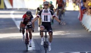 Tour de France, Aru cede nel finale: Froome torna in giallo. Tappa a Matthews
