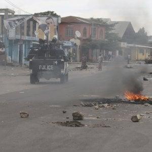 Congo, nella regione del Kasai anche bambini con ferite da arma da fuoco o da machete