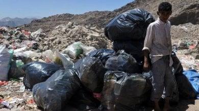 Yemen, sette milioni di persone  sulla soglia della carestia  e 2/3 della popolazione alla fame