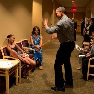 """Pete Souza: """"I miei otto anni a ritrarre Obama, così ho reso umano un presidente"""""""