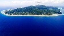 Isole Cook, la più grande riserva marina al mondo