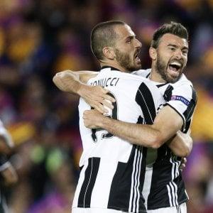 """Juventus, Barzagli: """"Spogliatoio mai diviso, noi sappiamo la verità"""""""