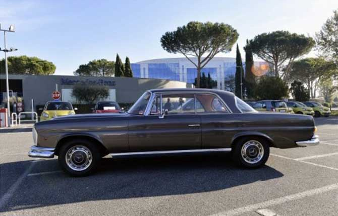 """Mercedes-Benz FirstHand in evidenza a """"Rieti Motore Rombante"""""""