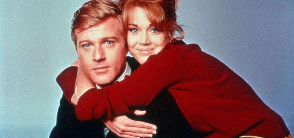 Leoni d'oro alla carriera a Jane Fonda e Robert Redford