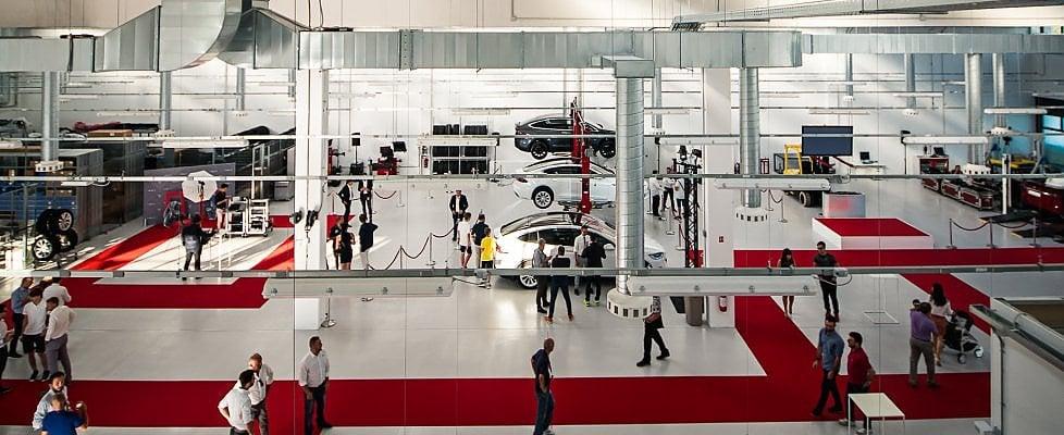 Tesla, l'espansione sul mercato italiano non si ferma
