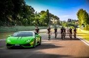 Giovani piloti di Lamborghini crescono