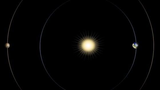 Silenzio radio per i rover su Marte, il Sole bloccherà il segnale