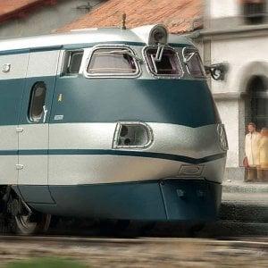I modellini dei treni Rivarossi si dirigono in Inghilterra