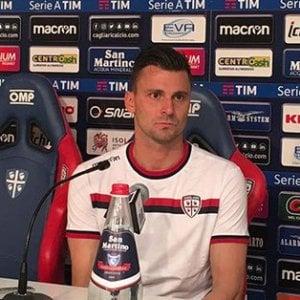 Cagliari, Rafael: ''Gruppo compatto, nuovo stadio sarà una bolgia''