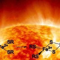 Lo studio: ''Sole, ferro e zolfo: così è nata la vita''