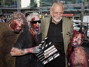 È morto Romero, creatore degli zombie politici · Foto
