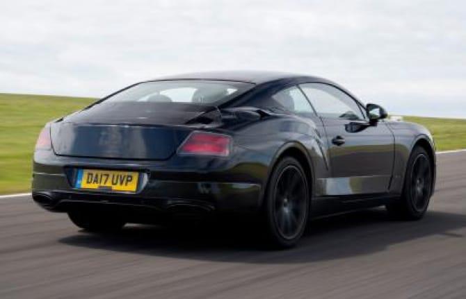 Nuova Bentley Continental GT, Porsche corre in aiuto