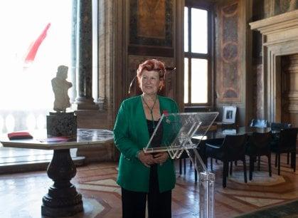 Annie Féolde nuovo Cavaliere della Repubblica francese