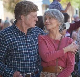 Leoni d'oro a Jane Fonda e Robert Redford