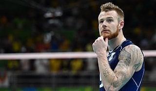 Volley, rottura Zaytsev-Italia. Malagò: ''Non convocato per la vicenda scarpe''