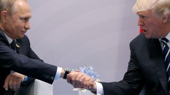 G20 di Amburgo, tra Trump e Putin c'è stato un secondo incontro segreto