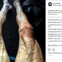 """Ciclismo, vene in rilievo e muscoli gonfi: i segni del Tour de France sull'atleta. Poljanski: """"Dopo 16 tappe sembrano un po' stanche"""""""